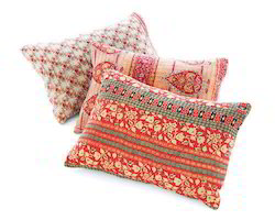 Vintage Kantha Pillow Cover