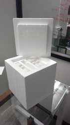 Rectangular White Pharmaceutical Boxes, Material Thickness: 30-75 mm