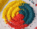 Natural Red Colored Pp Granules, For General Plastics