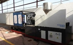 Shubham Plast Three Phase CPVC Injection Moulding Machine, Capacity: 1500 - 2000 Ton, 5 - 10 Kw