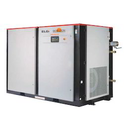 Single Stage Horizon Screw Compressor