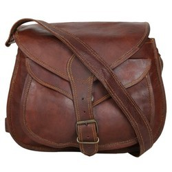 Genuine Leather Regular Cross Body Bag Cross105