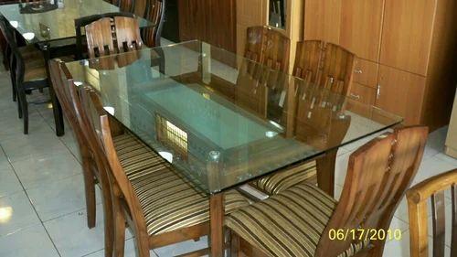 5x3 Dining Table Set, Rs 28000 /set, Royal Decor   ID: 16544189330