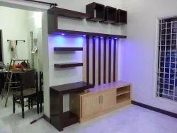 Pvc Showcase Cupboard