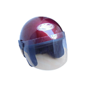 Dezar Fibre Glass Full Open Face Safety Helmet, Size: Xl