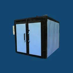 Batch Type Oven