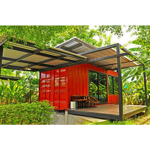 Farm House Container At Rs 300000 /piece(s)