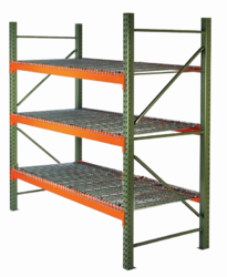 Upright Pallet Rack