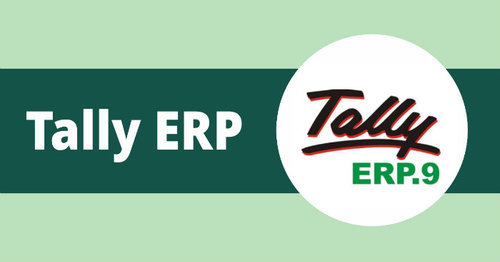 Tally ERP 9 at Rs 21240/piece | G. T. Road | Ludhiana| ID: 12651448562
