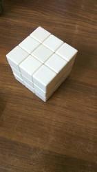 Plain Rubik Cube 3x3