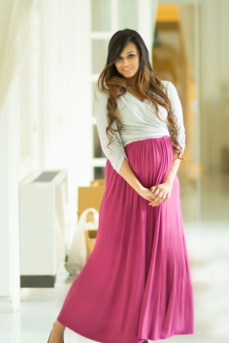 5a96817727a3 Baby Shower Maternity Dresses at Rs 1999  piece