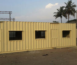 Portable Site Office Containers