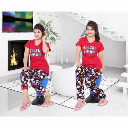 b550931512d Ladies Fancy Night Suit | Bombshell | Manufacturer in Krishna Nagar ...