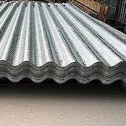 Galvanised Iron Roofing Sheets