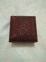 Brown Pilo Jewelry Box