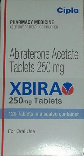 Abiraterone Acetate/ XBIRA250mg