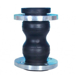 Triple Arch Type Rubber Bellow