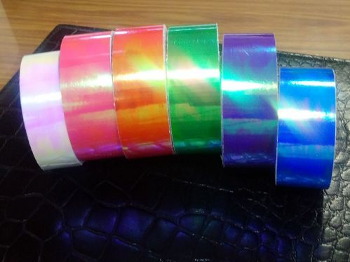 Fluoroscent Exotic Color Tapes Fluorescent Pink Color