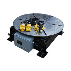 Three Phase Welding Positioner Rental Service, For Industrial