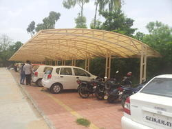 FRP Roofing Sheds