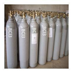 Liquefied Gases Boron Trichloride Gas, Packaging Type: Cylinder, Grade Standard: Chemical Grade