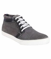 Men's Canvas Shoes (Grey)