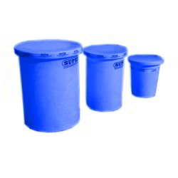 PP Natural/Metallic Storage Drums, For Industrial, Capacity(Litre): 100ltr To 5, 000ltr Tank