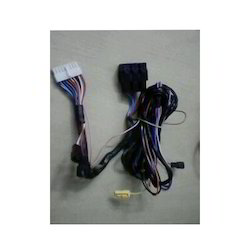 H 4 Wiring Harness With Relay
