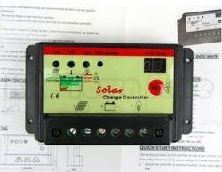 12V 24V 10A Dual LED Solar Panel Charge Control Controller
