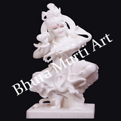 Marble Lord Shiv Statue