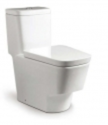 Roca Verona Floorstanding One Piece Toilet White