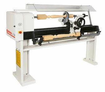 1 5 Kw Wood Turning Lathe Machine Rs 350000 Piece Caple