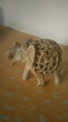 Elephat Under Cut Agra
