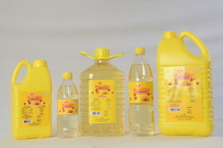 Sunbite Pure Refined Sunflower Oil, Packaging: 500 mL