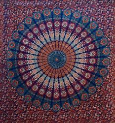 Cotton Tapestry Wall Hanging