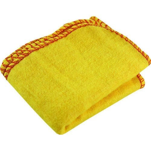 Other Bath & Body Reasonable Household Yellow Dusters Pack Of 10