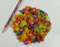 Neon Aquarium Pebbles