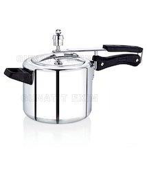 Inner & Outer Lid Smart Pressure Cooker for Kitchen