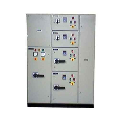 Manufacturer Of Electrical Control Panels & Capacitor