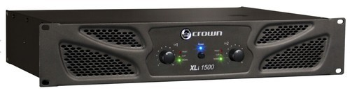 crown xli 1500 at rs 19089 piece power amplifiers id 14356595148. Black Bedroom Furniture Sets. Home Design Ideas