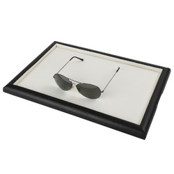 Eyeglass Sunglasses Counter Top Presentation Tray
