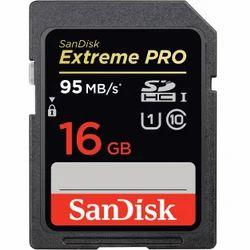 Sandisk Branded Camera Memory Card