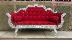 Crown Wedding Couch