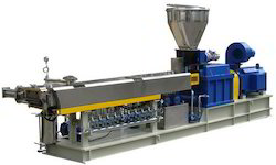 Twin Screw Extruder Machine