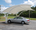 Membrane Tensile - Roof Car Parking Structure