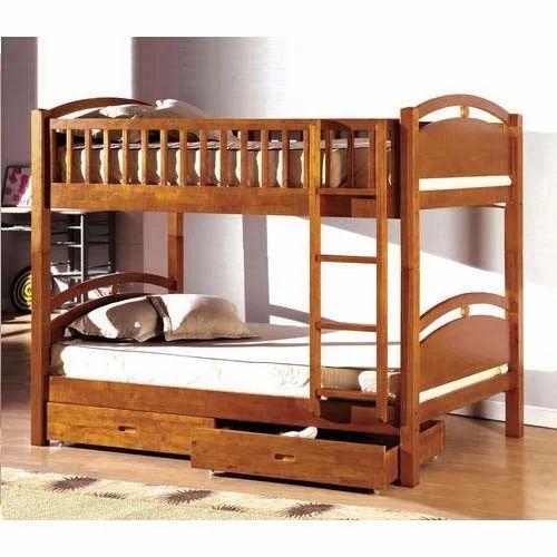 Contemporary Bunk Bed ब क ब ड Big Furn Chennai Id 11157596333