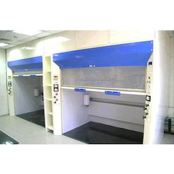 Laboratory Walk In Fume Hood