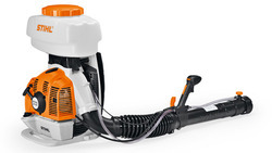 Stihl Mist Blower With Wet Spray And Dust