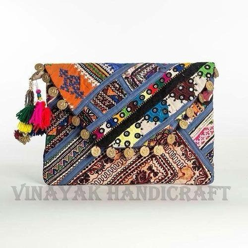 c2d2a20685 Banjara Clutch Bag - Handmade Antique Banjara Clutch Bag Exporter ...