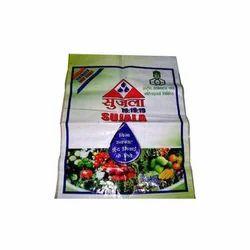 Multicolor Fertilizer Bag